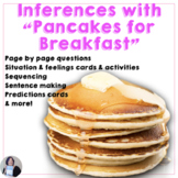 Pragmatics & Inferencing with Pancakes for Breakfast for S