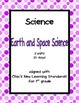 Comprehensive Science Unit for 1st Grade: Covers All Standards