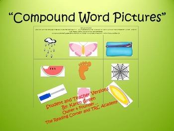 Compund Word Picture Sorts