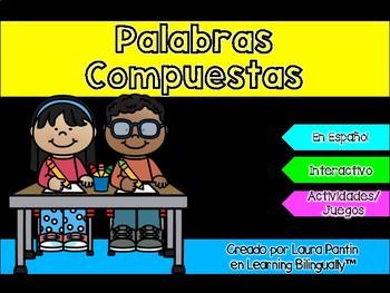 Compund Words Pack in Spanish