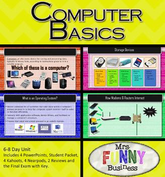 Computer Basics Unit