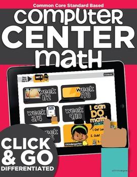 Computer Center Math | Kindergarten | Cool Math for Kids |