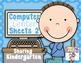 Computer Center Sheets 2 {Themes}