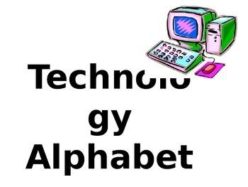 Computer Lab Alphebet