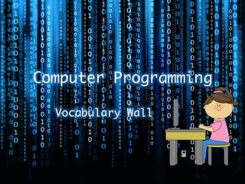 Computer Programming Vocabulary
