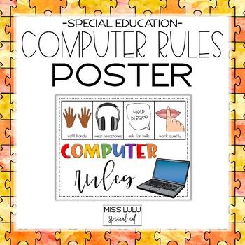 Computer Rules Visual FREEBIE