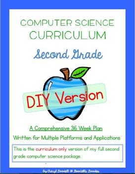 Computer Science Curriculum - Second Grade - DIY Version (