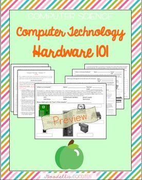 Computer Technology Unit - Hardware 101