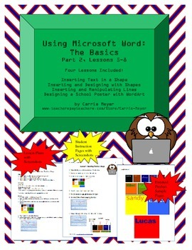Computer: Using Microsoft Word: The Basics, Part 2