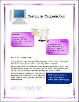Computer organization - in a fun way!