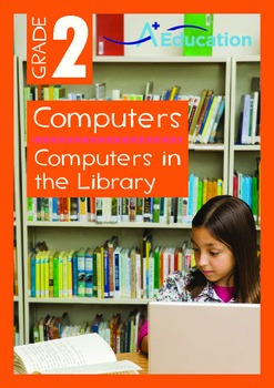 Computers - Computers in the Library - Grade 2