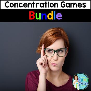 Concentration Games - Growing Bundle