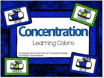 Concentration Shoes