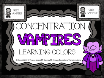 Concentration Vampires