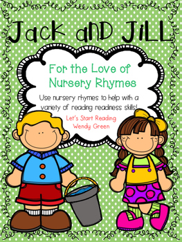 Concept of Word Jack and Jill