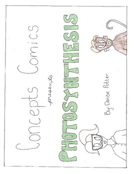 Concepts Comics- Photosynthesis