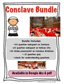 Conclave Bundle