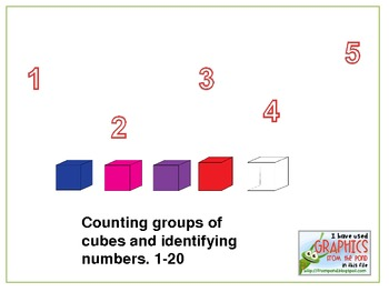 Concrete Objects/ Counting