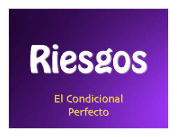 Spanish Conditional Perfect Tense Jeopardy-Style Game