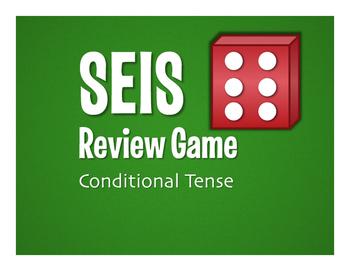 Spanish Conditional Tense Seis Game