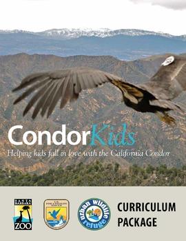 Condor Kids (Award-Winning 3rd Grade Curriculum Package, N