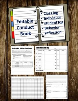 Conduct/Behavior Book