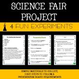 Conducting A True Science Fair Experiment