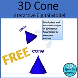 Cone - 3D Shape