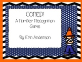 Coned - A Number Recognition Game