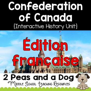 Confederation Unit in French Edition
