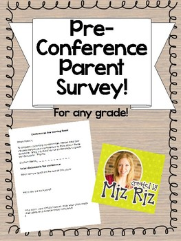 Conference Bundle for Primary Teachers!  (Spring Conferences)