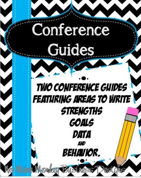 Conference Guide for Parent/Teacher Conferences