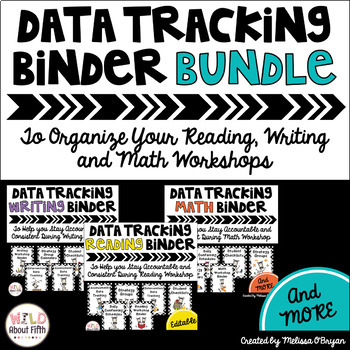 Data Tracking Workshop Organizers: Reading, Writing & Math