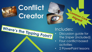 Short Story Conflict Creator