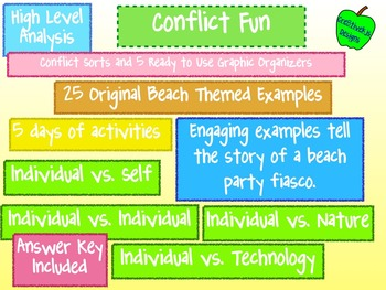 Conflict Fun!