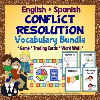 Conflict Resolution Bundle