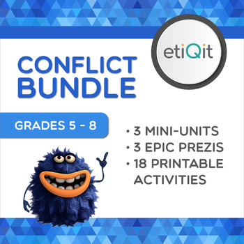 Conflict Resolution Bundle: I-Statements, Compromises, and