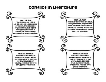 Conflict in Literature