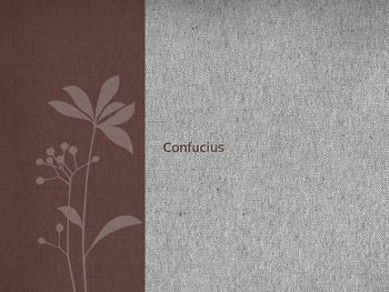 Confucius China Leader