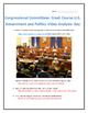 Congressional Committees: Crash Course U.S. Government and