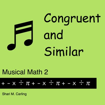 Congruent and Similar