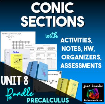 Conics Bundle of Activities