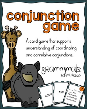 Conjunction Game