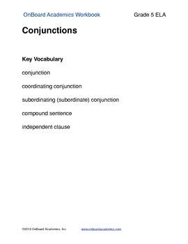 Conjunctions 2