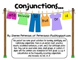 Conjunctions For First Grade