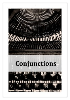 Conjunctions and Relative Pronouns: Student Activities and