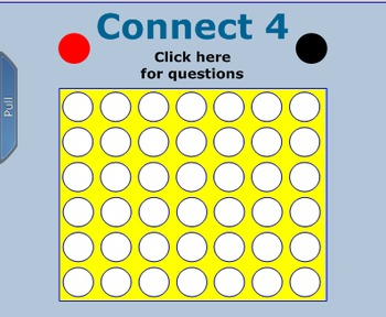 Connect 4 Game Simplifying Monomials and Polynomials Review
