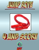 Jump Rope 4 and Score