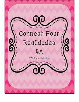 Connect Four (Realidades I - 4A)