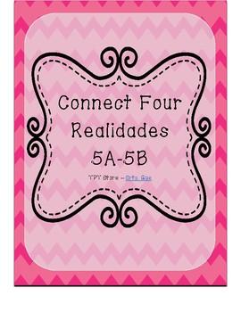 Connect Four (Realidades I - 5A & 5B)